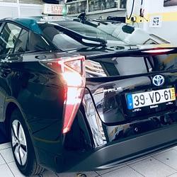 Montagem Toyota Prius