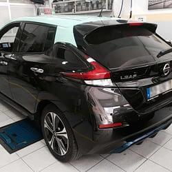 Montagem Nissan Leaf II